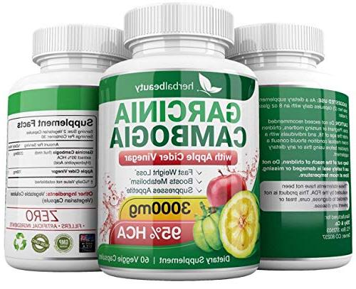 Pure & Apple 3000mg - All Natural Digestion & - Supplement