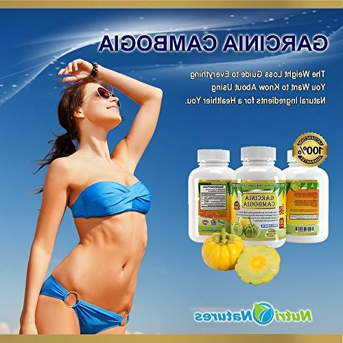 All New Garcinia Cambogia Extract 1500mg, Capsules, Premium Quality, Potency, 3 Months' Supply, Best on Weight Burner.