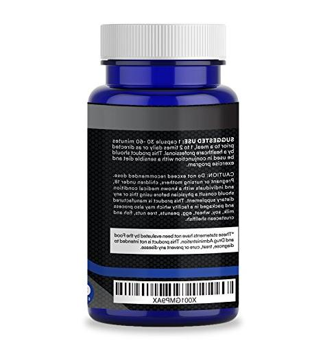 | Extract Promotes Weight Fat & Suppressed | 60 Max Capsules