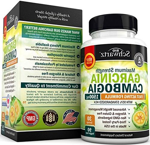Garcinia Cambogia HCA Pure Extract Fast Suppressant, Extreme Blocker & Fat for Weight Metabolism Garcinia Cambogia Diet