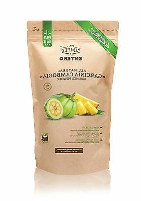 Simple Y Entero Garcinia Cambogia 80 Hca Powder
