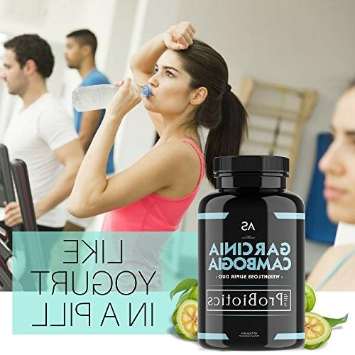 Angry Probiotic for Weightloss - Remedy - Includes Bean and Starter Kit