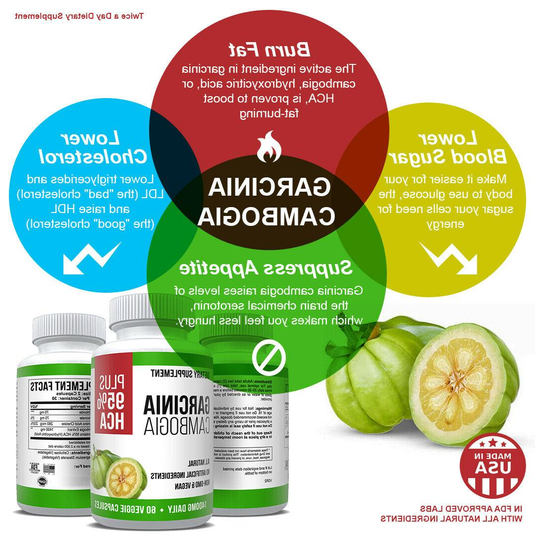 Garcinia Cambogia Max 95% Weight Loss