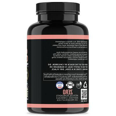 Angry Garcinia Cambogia w. Beauty Combo, 1-Pack