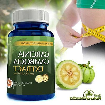 Green Extract Fat Garcinia Cambogia Extract Weight