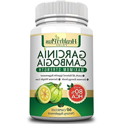 80% cambogia weight supplement ultra 60 Capsules.