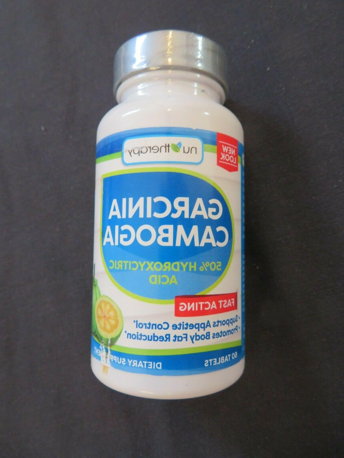 HNS Healthy Natural Systems Garcinia Cambogia Extract 60 Tab