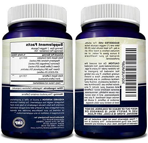 Keto Spark for Weight Pills Approved Ketogenic - Helps Ketosis, Increase Focus Caffeine & Ketones Women & Men
