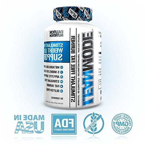 Evlution Stimulant-Free Weight with CLA, Green Leaf extract , Count