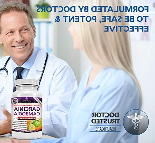 Evergenics Garcinia Cambogia Loss Ultimate Burns Boosts and Appetite.