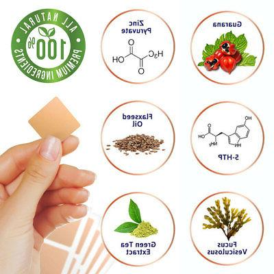 Patch Keto Diet Burn Cambogia Weight Loss Capsule