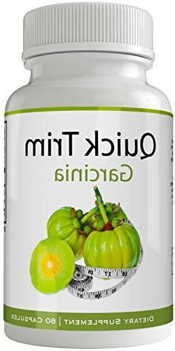 Quick Trim Garcinia Cambogia | Quick Trim Garcinia Pills for