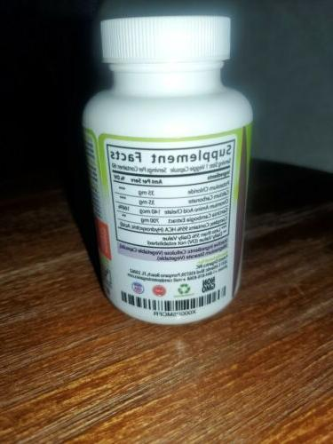 POTENT WEIGHT LOSS 60ct