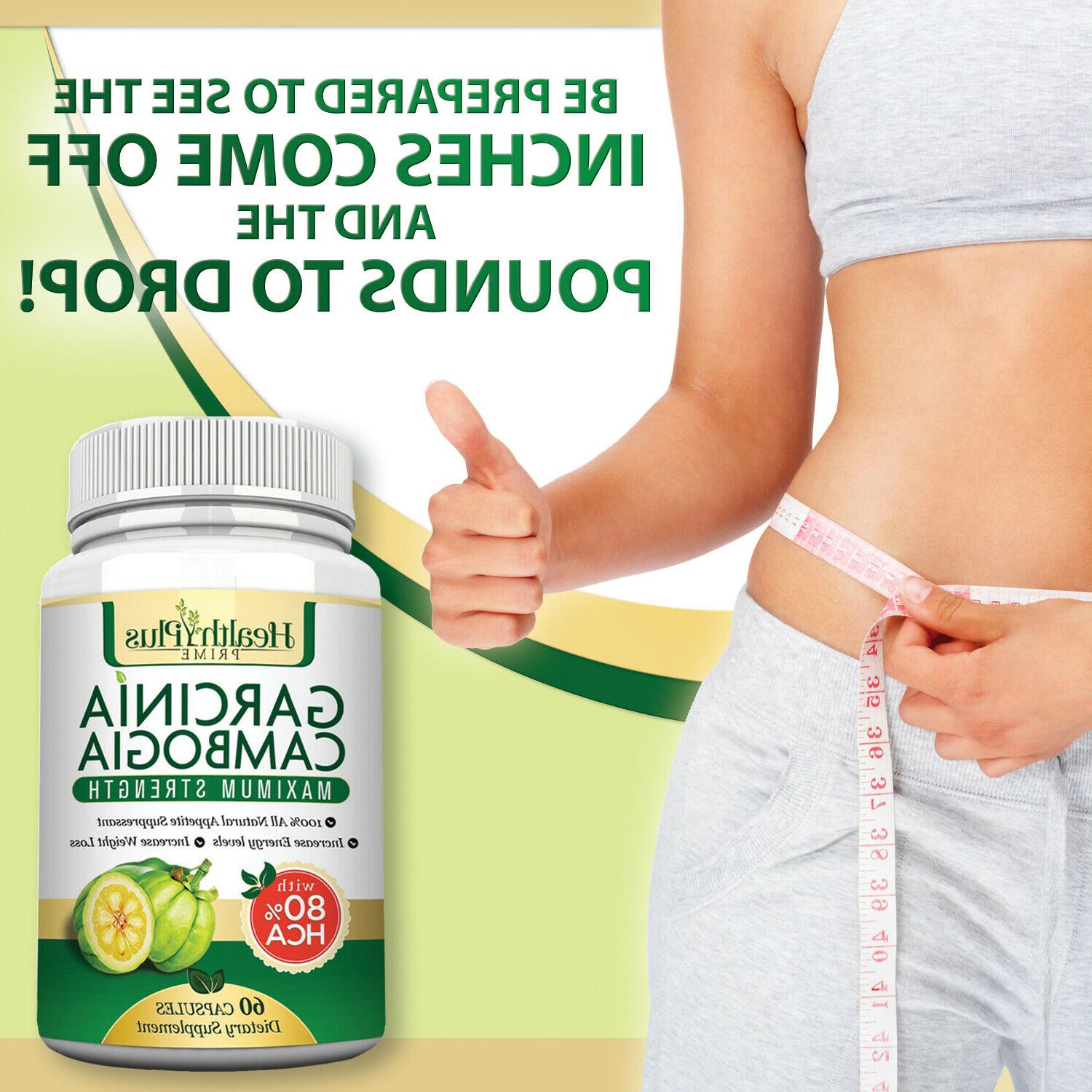 Pure Garcinia Extract Natural Appetite Suppressant