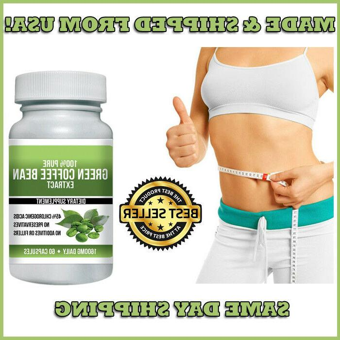 Pure Green Extract & Loss