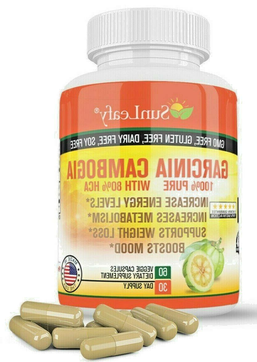 Weight Loss - Appetite Suppressant - Garcinia Pure