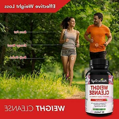 Natures Craft Weight Loss Supplement with Green Bean...