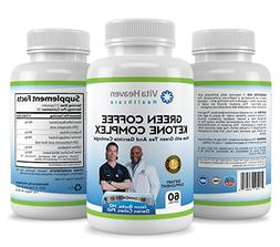Vita Heaven Weight Loss and Fat Burning Supplement with Garc
