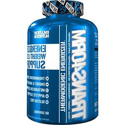 Evlution Nutrition Trans4orm Thermogenic Energizing Fat Burn