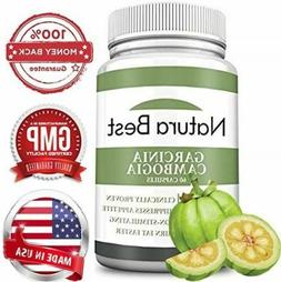 Naturabest Garcinia Cambogia 100% Pure Extract w/ HCA - Appe