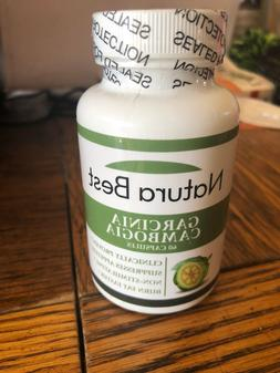 Naturabest Garcinia Cambogia Extract With HCA by Natura Best