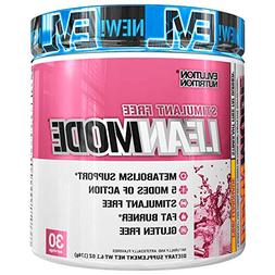 Evlution Nutrition Lean Mode Stimulant-Free Weight Loss Supp