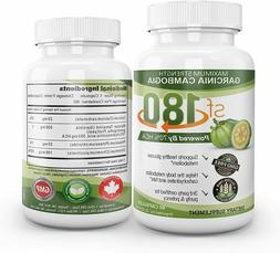Premium sf180 Garcinia Cambogia Weight Loss and Appetite Sup