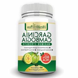 Pure Garcinia Cambogia Premium Extract 80% HCA All Natural A