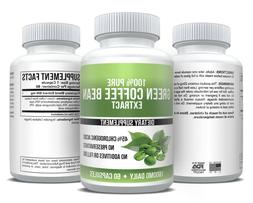 pure green coffee bean extract health