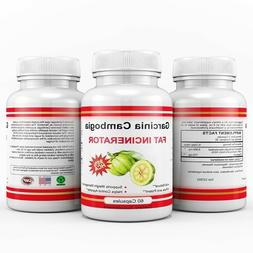 Pure Weight Loss Garcinia Cambogia Extract 95% HCA Diet Pill