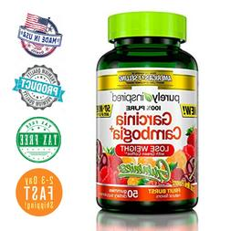 Purely Inspired Garcinia Cambogia Gummies Support Weight Los