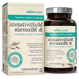 NatureWise Stress Support Multivitamin for Women — Whole F