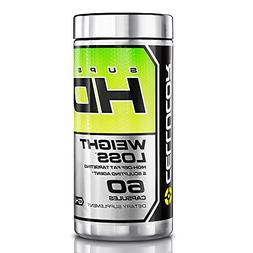 Cellucor Super HD, Weight Loss, Capsules, 60 ea