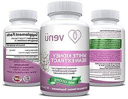 Venü Beauty Pure White Kidney Bean Extract – 600mg Carb I
