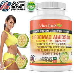 Weight Loss - Appetite Suppressant - All Natural Garcinia Ca