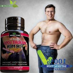 Weight Loss Control For MEN - Fat Burner & Powerful Appetite